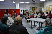 Sobotníci navštívili městskou knihovnu, jež letos slaví výročí 120 let vzniku.
