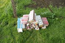 ŽHÁŘI V AKCI. Zloději z Táborska zakládali před vloupáním požáry kvůli odlákání pozornosti. Pak brali například cigarety.