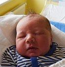 Václav Brabec z Krtova. Na svět poprvé pohlédl  25. prosince devatenáct minut po šesté hodině. Po narození vážil 3600 gramů a doma už má dvouletou sestřičku Moniku.