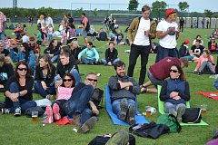 Footfest v Želči navštěvují až tři tisíce fanoušků.