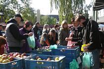 Den zemědělců na měšickém statku navštívily stovky lidí