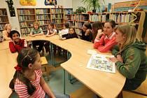 Nejen knihovny na Táborsku lákají čtenáře ne různé besedy o zdravém životním stylu. Pro děti jsou připravené hry a soutěže.