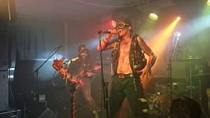 OBRAZEM: Pekelná jízda nadchla fanoušky metalu už pošetnácté