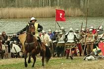 Rekonstrukci provede Plzeňský Landfrýd, který rekonstruoval bitvy u Sudoměře, na Vítkově či o Plzeň.