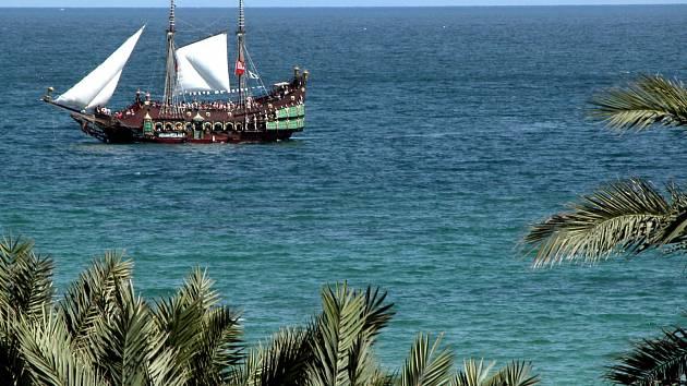 Dovolená v Tunisku patří k vyhledávaným.