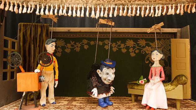 Loutkové divadlo má své nezaměnitelné kouzlo. Ilustrační foto.
