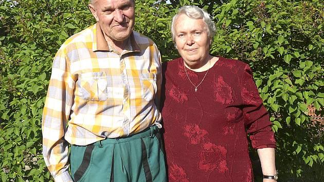 Na tatínka Václava Přívozníka zavzpomínali sourozenci Jaroslav Přívozník a Milada Píchová.