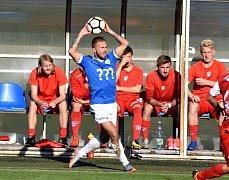 FC MAS Táborsko - FK Pardubice 0:3.