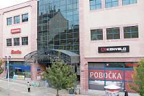Obchodní dům Dvořák.