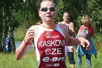 Niki Kášková v jihlavském závodě vinou zdravotních potíží chyběla.