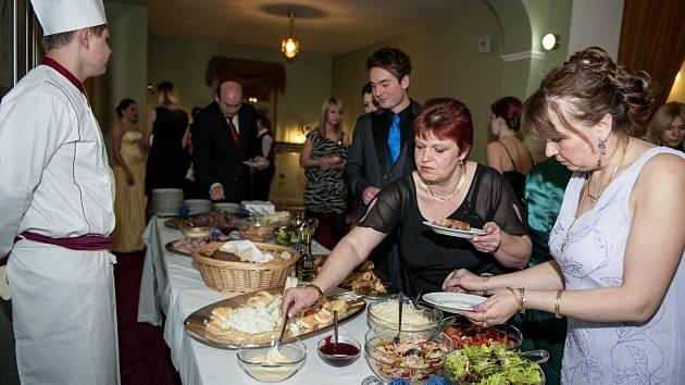 PLES. Na kulinářský ples můžete zajít do Sudoměřic u Tábora.