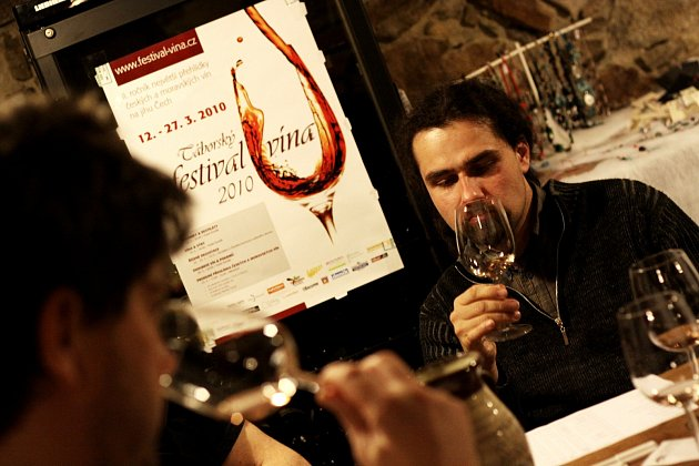 Festival vína, ilustrační foto
