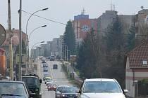 Provoz na Soběslavské ulici.
