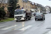 Plánská radnice neuspěla s žádostí o omezení průjezdu městem pro těžká vozidla
