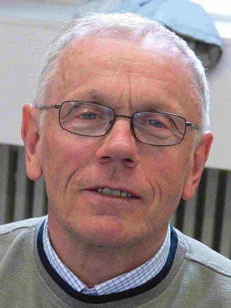 Bývalý starosta Jiří Vaníček.