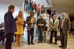 Bechyňská Galerie Záliv se stala dějištěm zahájení výstavy Bechyně, domov můj a zároveň křtu knihy  pohádek Josefa Rypla Bechyňské vyprávění dědy Josefa.