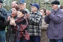 Padařovští vzpomínali na Alfonse Šťastného.