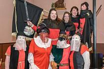 V sobotu 12. ledna se v Padařově konal již tradiční maškarní ples.