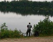 Vlkovská pískovna. Ilustrační foto.
