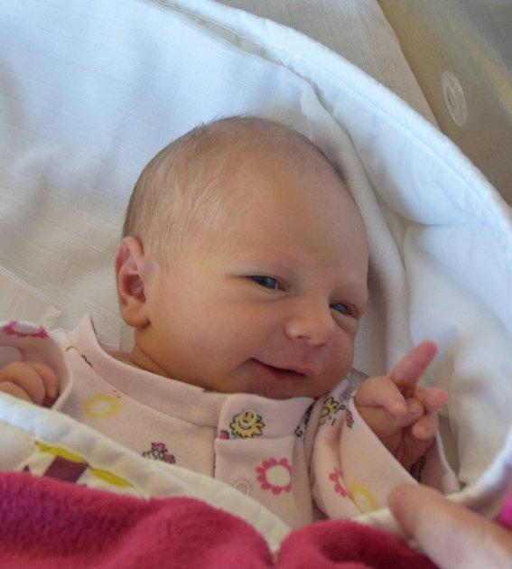Justýna Drdová z Hodonic. Narodila se rodičům Veronice a Josefovi 27. března šest minut po jedné hodině . Vážila 3210 gramů, měřila 50 cm a je  prvním dítětem v rodině.
