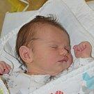 Karla Háková ze Želče. Narodila se 28. října ve 3.37 hodin s váhou 3800 gramů a mírou 51 cm. Je třetím dítětem v rodině, doma má brášku Kryštofa (3) a sestřičku Kristinu (1).