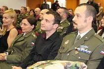 Karel Hruška z Tábora (vpravo).