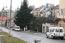 Údolní ulice, ilustrační foto.
