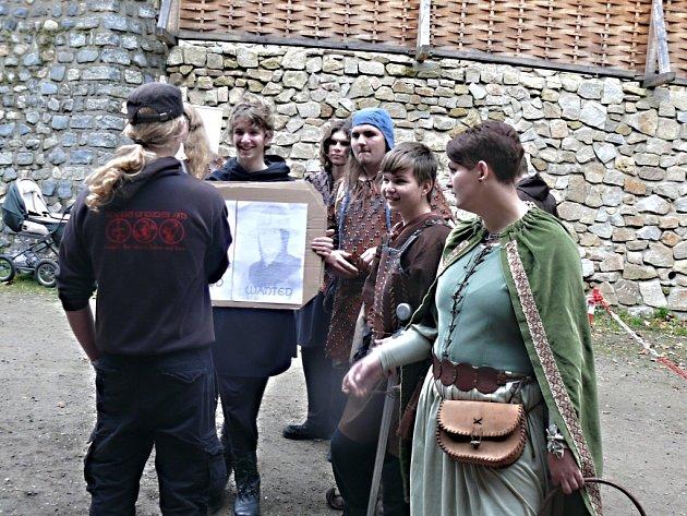 V táborském Housově mlýně se o víkendu konal Festival bojovníků.