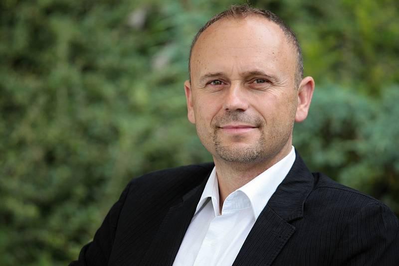 Starosta Sezimova Ústí Martin Doležal.