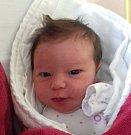 Stella Kardová z Borotína. Narodila se 10. dubna s váhou 3070 gramů a mírou 47 cm. Je druhou dcerou v rodině, má  sestřičku Emu (3).