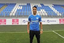 Ahmed Al Sarori na stadionu Táborska.