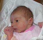 Tereza Křemenová z Tábora. Narodila se 7. května ve 22.12 hodin  s váhou 3300 gramů a mírou 49 cm. Je druhou dcerou v rodině, už má doma sestřičku Aničku, které jsou dva roky a čtyři měsíce.