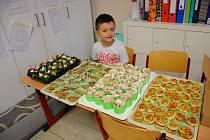 V Malšicích učí děti, jak si upéct chutně a zdravě.