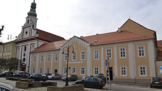 Bývalý klášter podstupuje rozsáhlou rekonstrukci