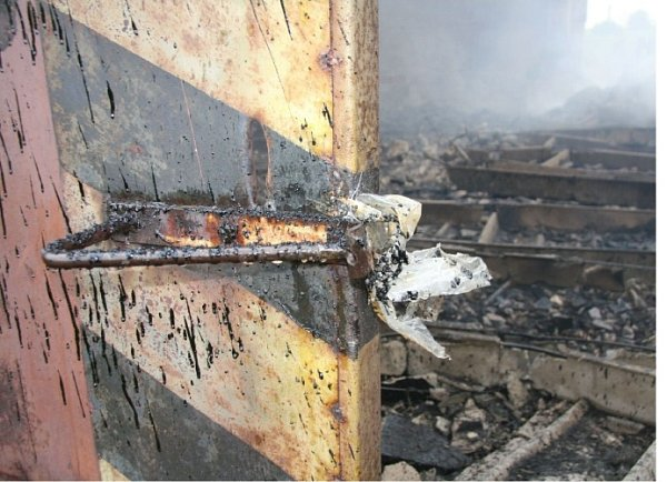ŽHÁŘI VAKCI. Zloději zTáborska zakládali před vloupáním požáry kvůli odlákání pozornosti. Pak brali například cigarety.