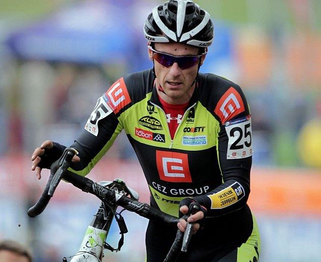 Martin Bína ještě se vrátil domů (na snímku je ještě v dresu táborského týmu).
