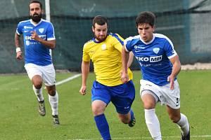FC MAS Táborsko - SK Rakovník 3:0.