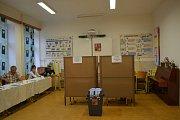 Prezidentské volby v Borotíně.