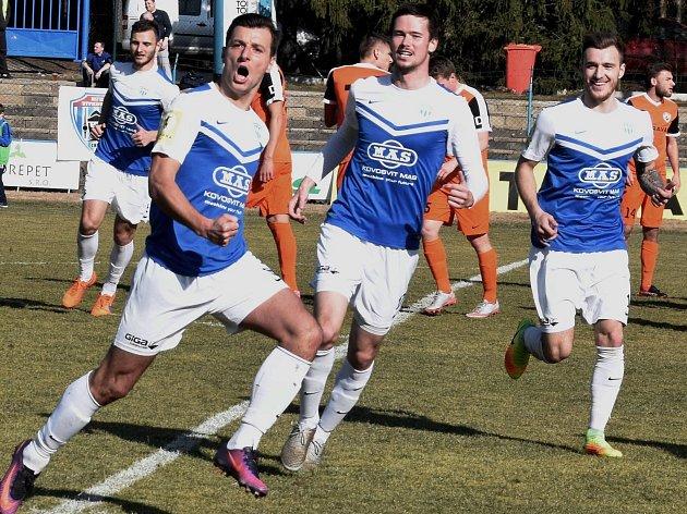 Bosenský záložník byl v sobotu 4. března autorem dvou gólů jihočeského týmu ve Fortuna národní lize.