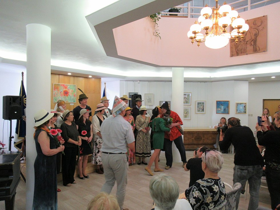 Letos je ústředním tématem výstavy město Tábor, protože slaví magické 600. výročí.