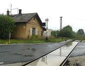Správa železniční dopravní cesty připravuje stavbu nové zastávky.