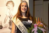 Vítězkou soutěže Miss Junior jižní Čechy se stala patnáctiletá Linda Rambousková z Tábora.
