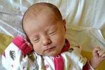 NIKOL  NĚMCOVÁ ZE SEZIMOVA ÚSTÍ. První dcera Petry a Jakuba se narodila 14. března v 15.12 hodin. Vážila 2990 g a měřila 49 cm.