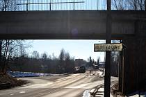 Uzavírka táborského mostu ve směru na Chýnov a Pelhřimov bude trvat do začátku července.