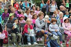 Město na soutoku Smutné a Lužnice hostí slavnost Bechyňské doteky již pošesté.