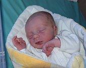 Stanislav Svoboda z Budislavi.  Narodil se 12. září ve 12.37 hodin. Vážil 2290 gramů, měřil 44 cm a doma už má tři sourozence –  Martina (9),  Vašíka (6) a Mirku (13 měsíců).