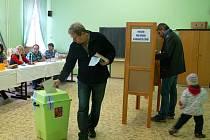 Volby do zastupitelstva kraje, 1. okrsek Tábor