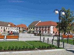 Bechyňští chtějí koupit Čechovu ulici za tržní cenu