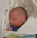 Antonín Hák z Tábora. Poprvé na svět pohlédl 31. ledna ve 22.25 hodin. Vážil 3200 gramů, měřil 47 cm a je prvorozeným synemrodičů Moniky a Karla.