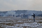 Bitvu u Jankova si připomněly stovky lidí.